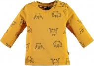 T-Shirt Print Mustard
