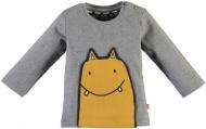 T-Shirt Cuddle Grey