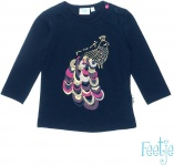 T-Shirt Peacock Marine