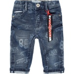 Jeans Badul Cruziale Blue