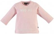 T-Shirt Stripe Rose Pink