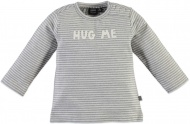 T-Shirt Stripe Light Grey
