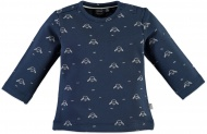 T-Shirt Lamb Royal Blue