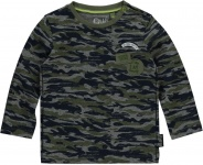 T-Shirt Vedde Army Green