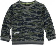 Trui Vik Army Green