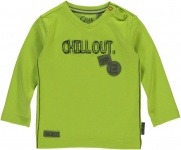 T-Shirt Valentin Lime Green