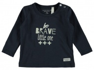 T-Shirt Be Brave Navy