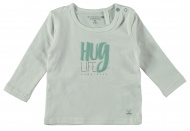 T-Shirt Hug Life White