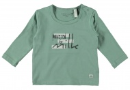 T-Shirt Milk Soft Green