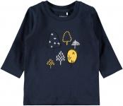 T-Shirt Natan Dark Sapphire