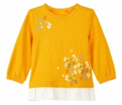 T-Shirt Nova Golden Orange