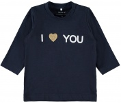 T-Shirt Nami Dark Sapphire