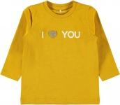 T-Shirt Nami Golden Orange