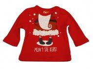 T-Shirt 1ste Kerst