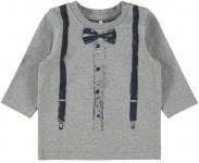 T-Shirt Roli Grey Melange
