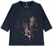 T-Shirt Rose Dark Sapphire