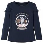 T-Shirt Signy Dark Sapphire