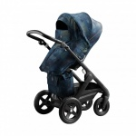 Stokke® Trailz™ Black Terrain Wheels Freedom with Black Leatherette Handle  - Limited Edition