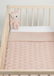 Jollein River Knit Pale Pink