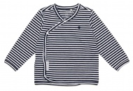T-Shirt Overslag Soly Navy