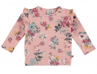Babylook T-Shirt Flower