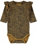 Romper Tiana Bone Brown