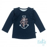 T-Shirt Sailor Girl Marine