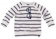 T-Shirt Cooper White Stripes