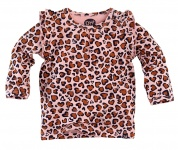 T-Shirt Lola Soft Pink Leopard