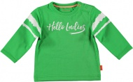 T-Shirt Hello Ladies Green