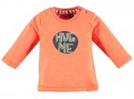 T-Shirt Hug Me Orange Red