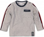T-Shirt Stripes Navy White