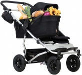 Mountain Buggy Duet As-A-Single Inclusief Joey Tote Bag™