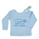 VIB T-Shirt Sssstt! Blauw