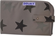 Dooky Changing Pack Grey Stars