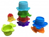 Infantino Bath Stacks Of Fun