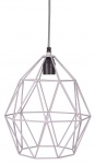 KidsDepot Hanging Lamp Wire Grey