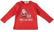 BD Collection T-Shirt Mijn 1e Kerst