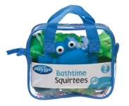 Playgro Bathtime Squirtees Blue