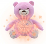 Chicco First Dreams Bear Projector Pink