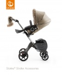 Stokke® Stroller Winter Kit Bronze Brown