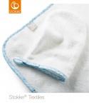 Stokke® Flexi Bath™ Badcape Blue Checks