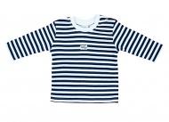 Feetje T-Shirt Streep Marine