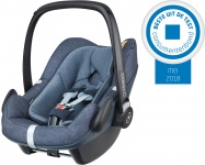 Maxi-Cosi Pebble Plus Nomad Blue 2019