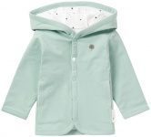 Noppies Vest Nusco Grey Mint