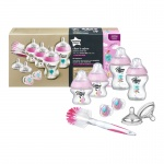 Tommee Tippee Closer To Nature Starterset Newborn Pink