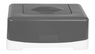Luma Easy Wipe Box Dark Grey