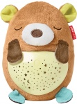 Skip Hop Moonlight & Melodies Hug Me Projection Soother Bear