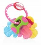 Nûby Bijtsleutel Icybite Roze Met Icegel