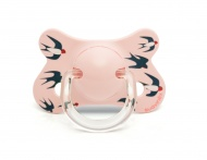 Suavinex Fopspeen Fusion  Swallow Pink 4-18mnd